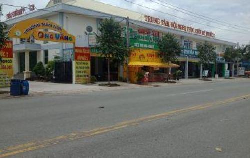 bán lô đất thuộc đường TC1, bẾN CÁT