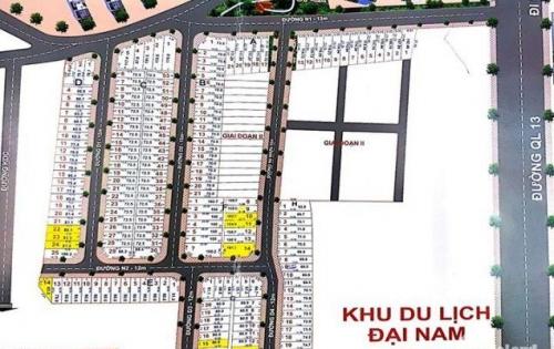 Còn Vài Nền Dự Án Khu Đô Thị New Land Tân Định,Bến Cát,Bình Dương-Cơ Hội Lớn Cho Các Nhà Đầu Tư