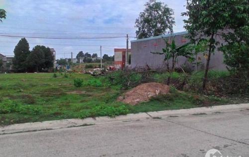 Bán lô đất đối diện cổng KCN Mỹ Phước 3 giá rẻ, thổ cư 100%, đã có sổ riêng chính chủ.