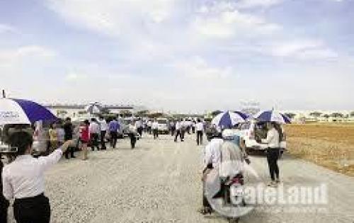 Sang gấp 2 lô đất xã phước lợi chợ Gò Đen, thích hợp kinh doanh, SHR