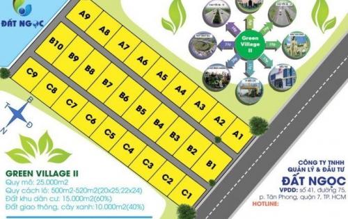 Bán đất rẻ ở Bến Lức - Long An, SHR, xe tải vào tận đất, 1,5tr/m2. LH: 0909 075 229