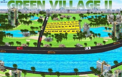 Đất nền giá rẻ 1tr5/1m2 không gian xanh nghỉ dưỡng lý tưởng