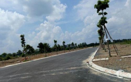 Đất xã Tam Phước, gần ngã 3 Thái Lan, sổ đỏ thổ cư 100%.