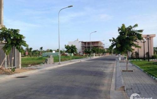 Cần bán 100m2 đất thổ cư, SHR ngay ngã 3 Thái Lan gần chợ giá 589tr