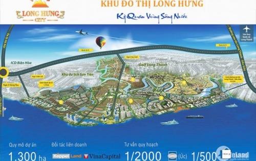 Bán đất mặt tiền Hương Lộ 2 Biên Hòa, Đồng Nai giá rẻ