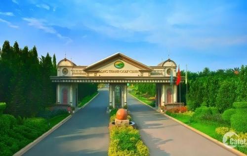 Đất nền nghỉ dưỡng có sổ Đỏ trong sân GOLF Long Thành giá chỉ 10tr/m2
