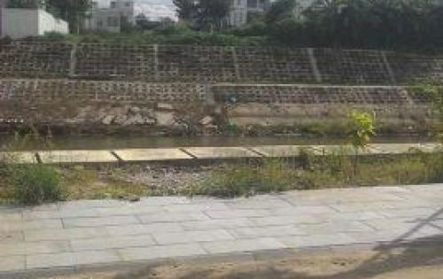 Sổ đỏ Nam hòa xuân đất sạch đẹp gần sông, gần trường học
