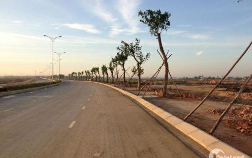 Bán lô đất gần trường Mầm Non Chú Ếch Con, 100m2, đường 7.5m, gần cầu NTP, 0931 453 318