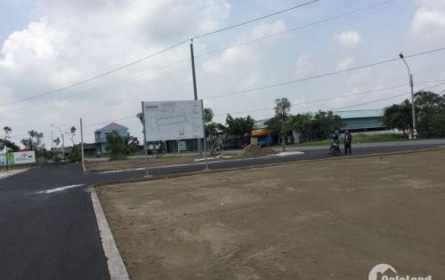 Bán đất MT Nguyễn Trung Trực, TX Cần Đước, Long An 800 triệu/150m2. SHR