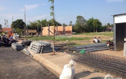Bán đất đối diện kcn cầu tram mặt tiền đinh đức thiện giá rẻ lợi nhuận cao