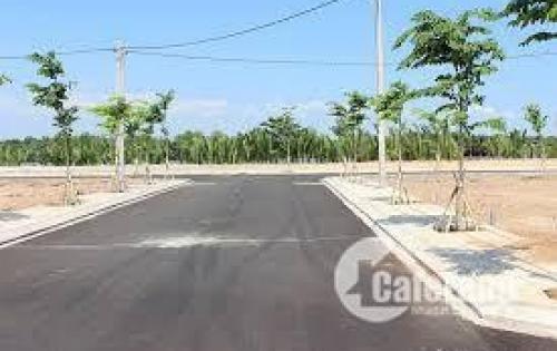 Đất mặt tiền Đinh Đức Thiện, khu công nghiệp Cầu Tràm chỉ với 650 triệu/nền,SHR, thổ cư 100%