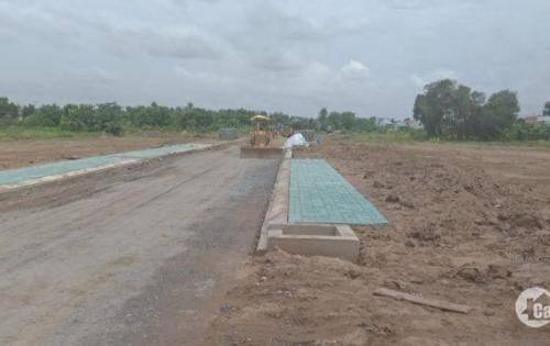 Bán đất sau chợ bình chánh gần trường học ủy ban, kcn 50 ngàn công nhân