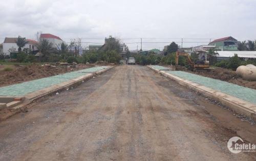 Đất nền mặt tiền Đinh Đức Thiện,KCN Cầu Tràm