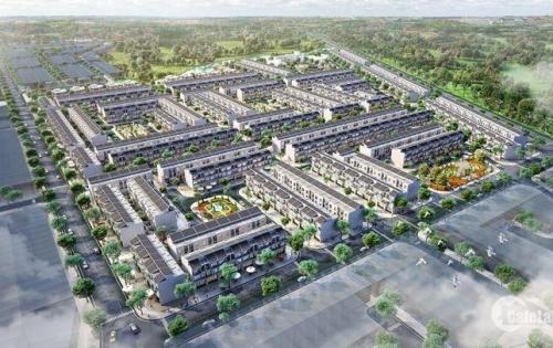 Bán đất khu dân cư thương mại Thành Hiếu, sổ đỏ có ngay, xây dựng tự do