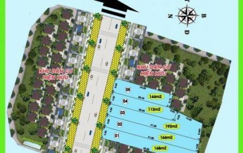 Bán đất nền mặt tiền giá rẻ tỉnh lộ 835, Long An, sát Bình Chánh