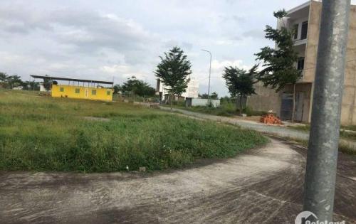 Đất Long An giá rẻ, ngay khu công nghiệp 30.000 công nhân, sổ hồng riêng, tiện xây trọ, kinh doan