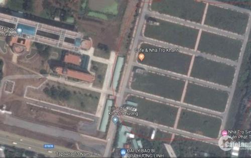 Đất nền dự án dân cư gần QL1A, gần trường Đại học Tiền Giang