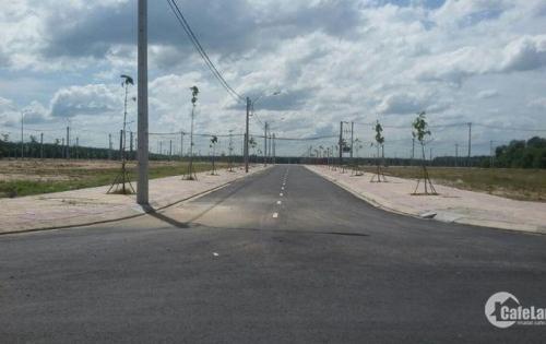 Đất tái định cư KCN Becamex , mặt tiền quốc lộ 13 , sổ hồng riêng , thổ cư 100%. LH 0971906797