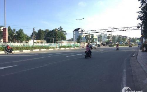 Đất nền mặt tiền QL13 trung tâm TT Chơn Thành