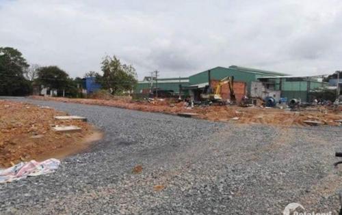 Chính chủ bán lô đất ngay Ngã Tư Chơn thành, sổ hồng riêng. LH 0904320207