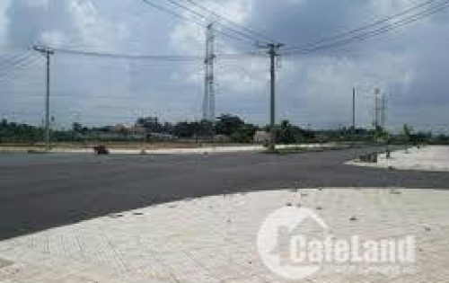 Bán đất nằm ngay mặt tiền đường QL13, đối diện Becamex, giá đầu tư.