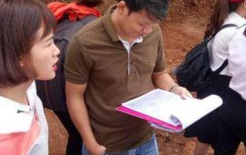 Bán đất gần sân bay Long Thành đối diện khu công nghiệp Phước Bình