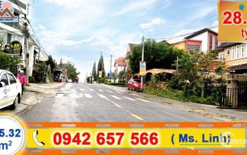 Phát triển tài vận cùng đất nền kinh doanh rộng, nở hậu, mặt tiền đường chính Hai Bà Trưng – LH: 0942.657.566