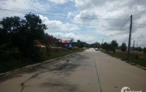 100m2 đất thổ cư,SHR ngay ngã tư giao giữa đường VĐ 4 và đường Mỹ Phước - Tân Vạn