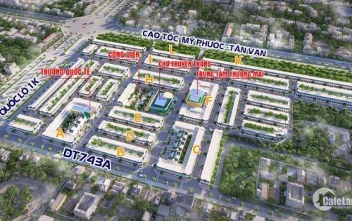 Đất Nền Dự Án Phú Hồng Thịnh 10 Dĩ An Bình Dương Giá Đầu tư
