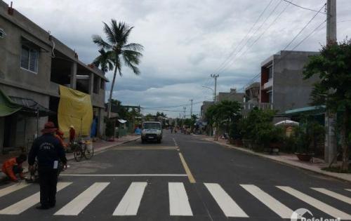 Khu phố chợ Điện Thắng Trung giá 750tr/nền phù hợp với cho định cư, kinh doanh, buôn bán.