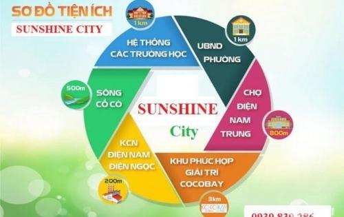 Với 650 tr/nền bạn đã sở hữu đất nền nam Đà Nẵng. Chỉ có tại Sunshine City
