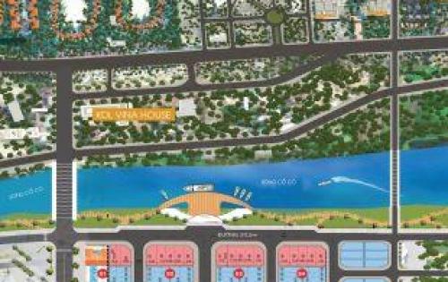 Cam kết 10% lợi nhuận khi mua đất nền view sông chỉ 9tr/m2