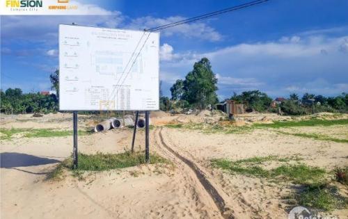 Cần bán đất đầu tư giá rẻ từ 644tr, cạnh khucông nghiệp Điện Nam