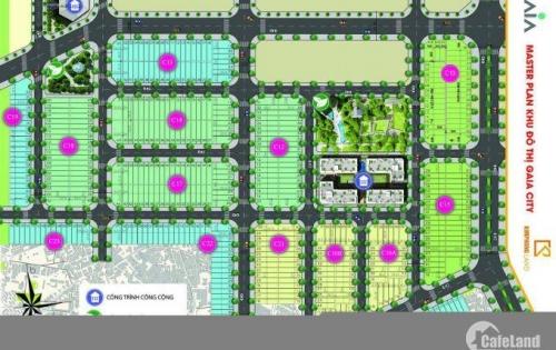 Chỉ 8tr/m2 sở hữu đất đẹp ven sông Cổ Cò, GAIA city 3 tháng bàn giao sổ. Liên hệ ngay: 0941300238