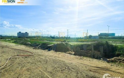 Khu đô thị cạnh Khu công nghiệp với hơn 30.000 dân cư, mặt tiền thông ra biển Hà My