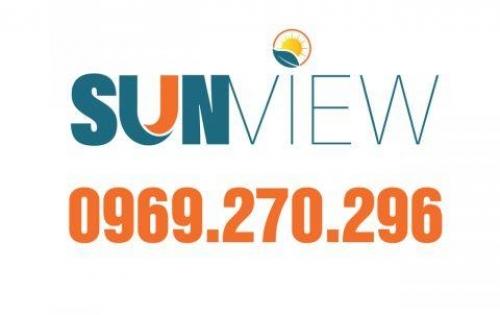 Đặt chỗ dự án mới view sông Cổ Cò- KDDT Sun View