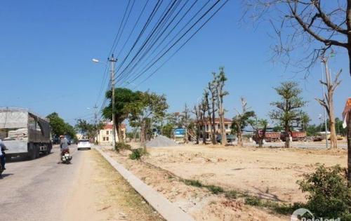 Đất nền trung tâm TP Đồng Hới giá rẻ, 8tr/m2