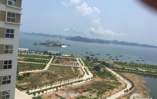 Bán đất 300m2 view hồ đẹp nhất khu đô thị Cái Dăm ,Hùng Thắng