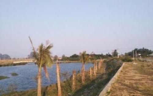 .  Đất biệt thự ven sông nằm ngay trục Minh Mạng trung tâm TP Đà Nẵng - Cơ hội đầu tư không thể bỏ lỡ