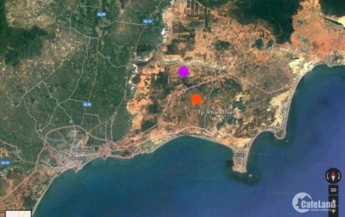 Đất nền đầu tư siêu Hot, liền kề sân bay Phan Thiết, chỉ 450 triệu/1000m2, giá trị sinh lời cao