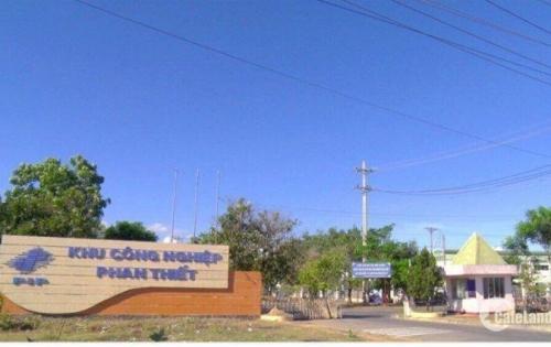 Bán đất dự án gần KCN PHan Thiết, có cam kế lợi  nhuận