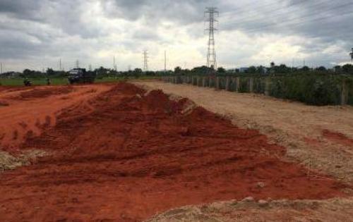 Bán đất gần KDC Bến Lội thổ cư 100%