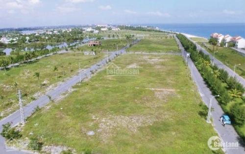 Bán đất biển Cửa Đại, Hội An, view sông, mặt tiền đường, giá rẻ chỉ từ 13.5tr/m2