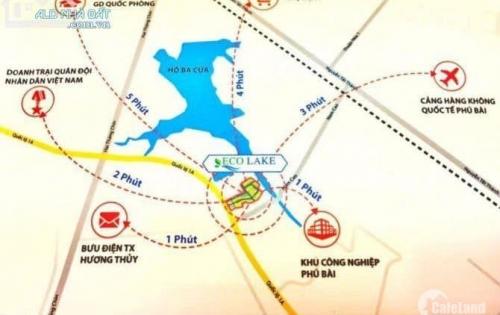Chỉ 20 triệu sỡ hữu đất nền giá rẻ tại trung tâm Huế