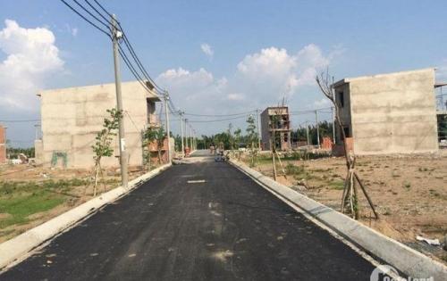 Bán đất mặt tiền chợ Thuận Đạt, đường An Phú, xã Hưng Long, Bình Chánh, HCM. Lhệ: 0981.900.791