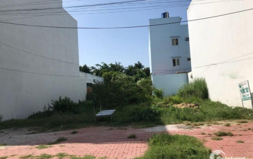 cần bán gấp 2 lô đất ngay mặt tiền Huỳnh Hữu Trí, xã Bình Chánh.