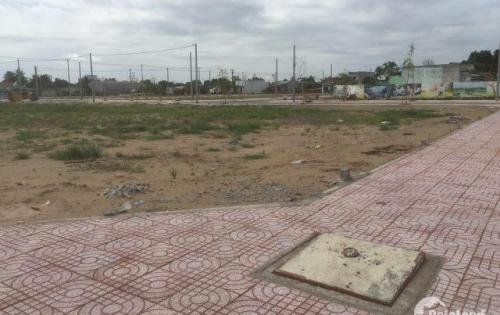 Kẹt tiền, bán lô đất ngay mặt tiền Quốc Lộ 50, cách bến xe Quận 8 chỉ 500m. Sổ hồng có sẵn 800tr/100m2
