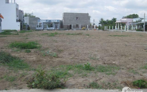 Đất Bình Chánh, mặt tiền An Phú Tây, SHR, xây dựng tự do. Lhệ: 0981.900.791