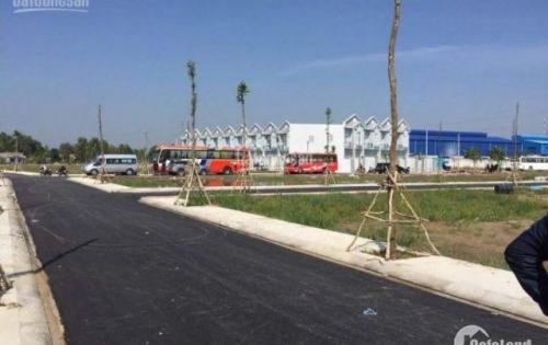 CHỈNH CHỦ BÁN 270m2 xây trọ  MT TL10  ngay KCN tân đô  SHR bao công chứng