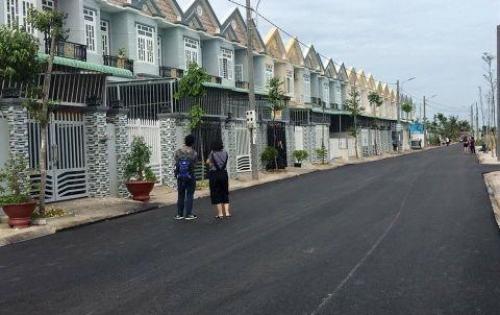 Dự án nằm ngay mặt tiền đường  ĐINH ĐỨC THIỆN, liền kề KCN CẦU TRÀM ! GIÁ : 700tr/nền (tt 50%).